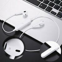 Bluetooth Headphone Stereo Earphone Headset Wireless In-Ear For iPhone 11 XS XR