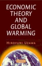 Economic Theory and Global Warming by Uzawa, Hirofumi
