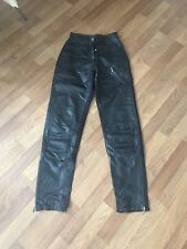 Harley Davidson Ladies Leather Trousers XS