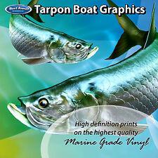 Tarpon Graphics - set of 280mm Boat Graphics