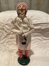 Byers Choice - Scrooge - A Christmas Carol 2nd edition