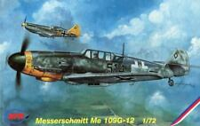 MPM 1:72 Messerschmitt Me-109 G-12 Plastic Aircraft Model Kit #72031