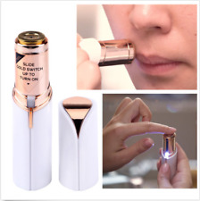 Women Electric Face Facial Hair Removal Finishing Touch Flawless Painless