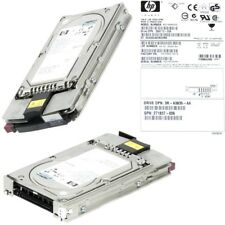 NUOVO disco rigido HP bd14685a26 146GB SCSI 80PIN 10K 8.9CM