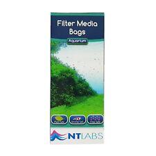 NT LABS AQUARIUM FILTER MEDIA BAGS X2