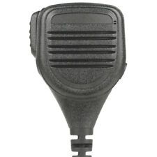 Heavy Duty Compact IP55 Speaker Mic 3.5mm Jack for Icom 3000-9000 (See List)