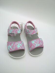 Toddler Girls See Kai Run Basics Logan Fisherman Sandals Pink size 6  water frie