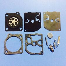New Carburetor Diaphragm Repair Kit Fit John Deere/Homelite 250 Chainsaw HBC-40
