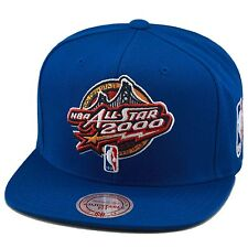 Mitchell & Ness NBA All Star Game Snapback Hat Cap 2000 Golden State Warriors