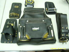 OILTAN LEATHER POUCH+BELT+TAPE+KNIPPEX HOLDER+8M TAPE