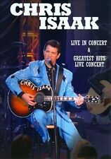 NEW Chris Isaak: Live / Greatest Hits: Live (DVD)