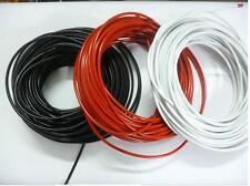Guaina cambio teflonato 4mm  colore bianca - rossa - nero Lunghezza a metro.