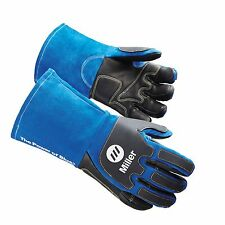 Miller Extra Heavy-Duty MIG/Stick Welding Gloves X-Large 263351