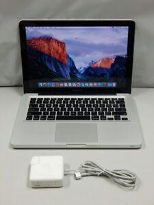 """Apple MacBook Pro 2009 A1278 MB990LL/A 13.3"""" C2D 2.2GHz 4GB RAM 250GB El Capitan"""
