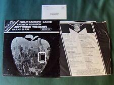 MAX'S KANSAS CITY vol. 2 - RAMBOW, LANCE, PEARSON, BRATS, GRAND SLAM LP RAM 2213