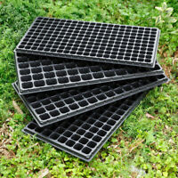 50/72/105/128 Hole Germination Plant Cells Starter Tray Flower Nursery Grow Pots