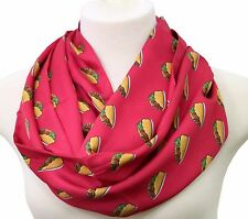 Taco Tuesdays scarf taco scarf taco gift for taco lovers taco bell gift for her