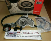 FAI Timing Belt/Water Pump Kit FORD FIESTA  MAZDA 2 VOVO S40 V50 1.25 1.4 1.6