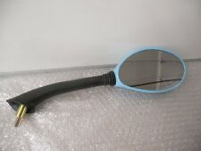 Vespa ET2 ET4 Right Mirror Blue Colour Code 270 New RRP £43.41!! CM06660200C1