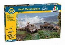 Italeri Maquette Char M4a3 Sherman X2