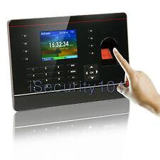 Realand ZDC80T Biometric Fingerprint Clock Attendance System RFID