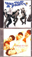 TAKE THAT - Take That & Party (1992) + Everything Changes (1993)