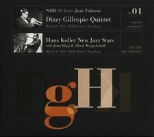 Dizzy Gillespie Quintet & Hans Koller - NDR 60 Years Jazz Edition Vol.1 *CD*NEU
