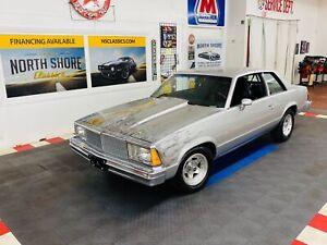 1980 Chevrolet Malibu - CUSTOM PAINT - BUILT 355 ENGINE - DRIVE ANYWHERE