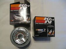 K&N Pro Series High Flow Low Restriction PS2010 Engine Oil Filters -  X 2 NEW