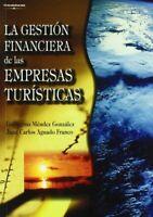 La gestión financiera de las empresas turísticas