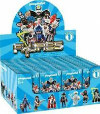 Playmobil Figures Series 1 Blue Mystery Minis Blind Box [48 Packs]