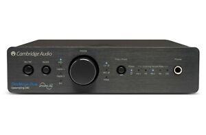 Cambridge Audio Dacmagic Plus DAC, Pre-amp and Headphone Amp in Black