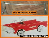 Tri-ang Vintage T45 Bermuda Pedal Car New Windshield Windscreen