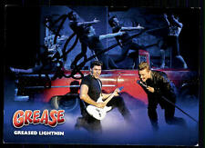 Grease Lightnin Autogrammkarte Original Signiert ## BC 32213