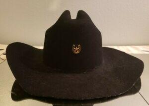 Bullhide by Monte Carlo The Restless 2X Inquieto Wool Felt Cowboy Hat 6 7/8