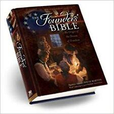 The Founders' Bible (Nasb) [Hardcover] David Barton