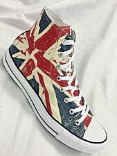 Men's  Converse British Flag Sneakers