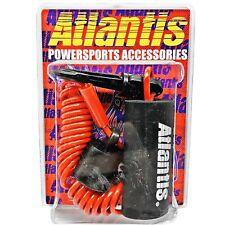 Atlantis DESS Red Lanyard Key Ski-Doo 1996-2019 Key safety tether(Fits: Elan 250)