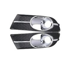 Pair Front Left Right Fog light lamp Cover Trim For Buick Verano 2012-2017