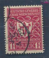 Deutsches Reich 199d geprüft gestempelt 1922 Gewerbeschau (8031558
