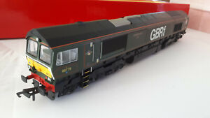 Hornby R3747 GBRf Class 66 Evening Star No 66779 - OO Gauge