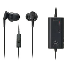 Audio-Technica ATH-ANC33iS QueitPoint Active Noise-Cancelling In-Ear Headphones