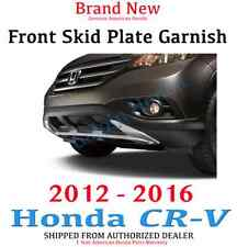 Genuine OEM Honda CR-V Front Skid Plate Garnish  2012 - 2016