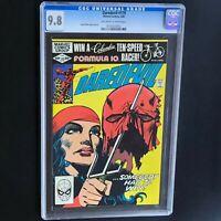 DAREDEVIL #179 (1982) 💥 CGC 9.8 💥 HIGHEST GRADED - 1 of ONLY 93! Frank Miller