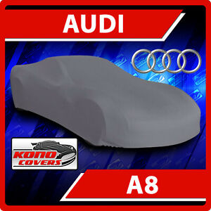 [AUDI A8] CAR COVER - Ultimate Full Custom-Fit All Weather Protection