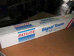 Patlite signal tower SLFB-320 240V AC RYG