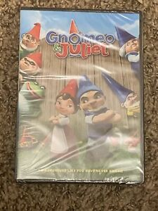 GNOMEO AND JULIET (DVD, 2011) Factory Sealed