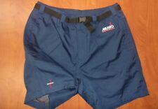 Musto Waterproof Breathable Performance Sailing Shorts XL ~NEW~