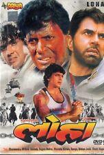 LOHA - BOLLYWOOD DVD -  Dharmendra, Mithun Chakraborty, Govinda, Ramya Krishnan.