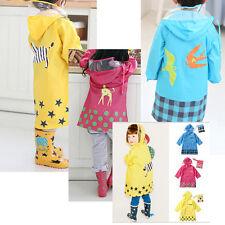Markenlose Mädchen-Regenjacken